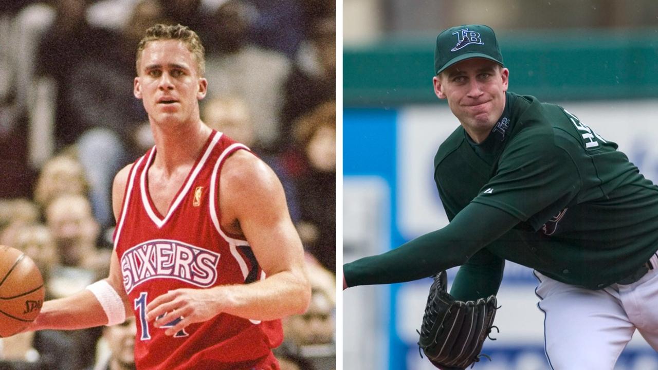 Jugadores de la NBA que también jugaron béisbol - SomosBeisbol.net